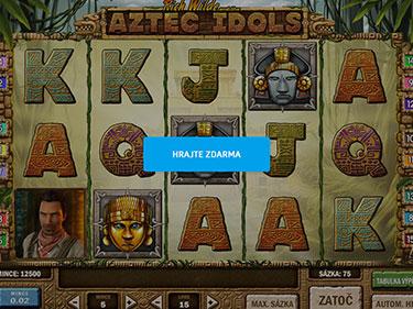 Automat Aztec Idols