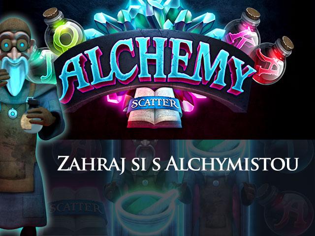 Automat Alchemy