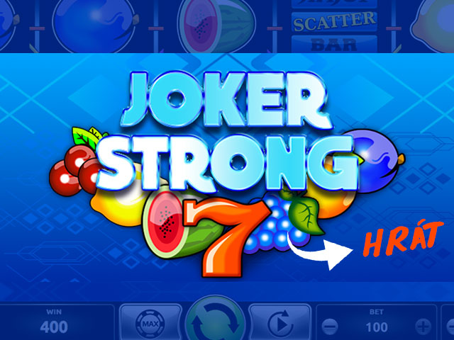 Automat Joker Strong